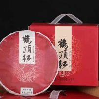 鹤顶红红茶,一件20饼4公斤,200g/饼,一件出!
