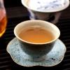 中茶 2007年云南美术字圆茶普洱茶生茶 10年干仓老生茶357g饼茶