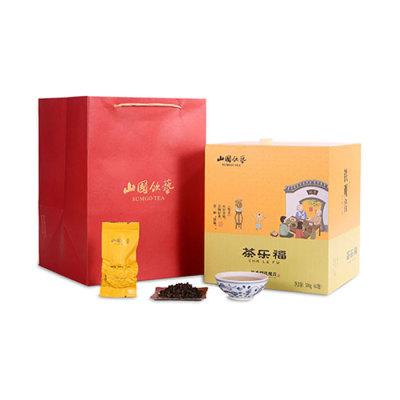 山国饮艺乌龙茶茶叶安溪铁观音茶乐福浓香铁观音500g/桶自饮新品
