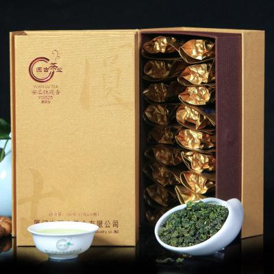 安溪铁观音清香型 一盒126g 圆古茶业高档新茶YG525